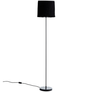 Floor lamp w/ tassels