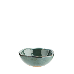 Small stoneware bowl