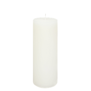 Pillar candle light