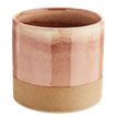 Two tone flower pot